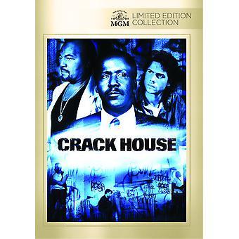 Crack hus [DVD] USA import