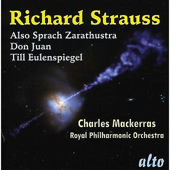 Royal Philharmonic Orchestra - Richard Strauss: Tone Poems [CD] USA import