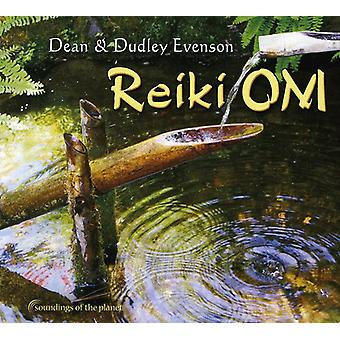 Dudley Evenson & Dean - Reiki Om [CD] USA importerer