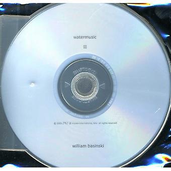William Basinski - Watermusic II [CD] USA import