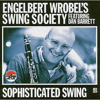 Sparrow, Engelbert Swing samfund - sofistikerede Swing [CD] USA import