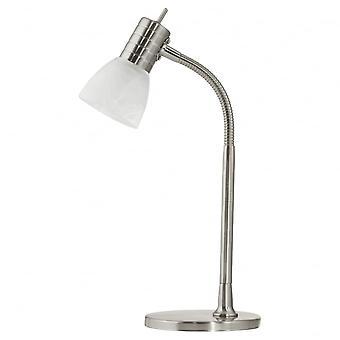 Eglo Prince1 1 Light Modern Spotlight Table Lamp Adjustable With