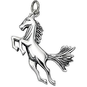 925 Silver Horse Necklace