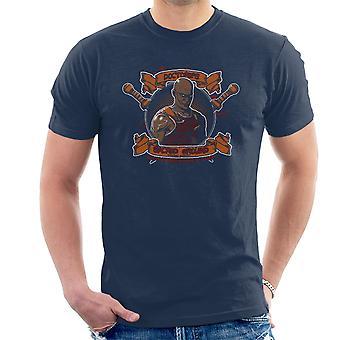 Doctores hellige jorden kæmper Academy Spartacus mænd T-Shirt