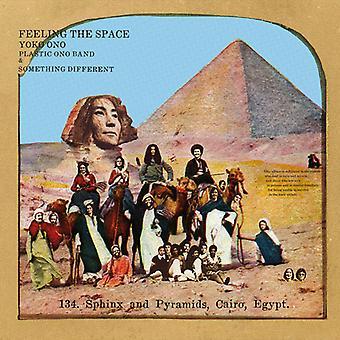 Ono*Yoko - Feeling the Space [Vinyl] USA import
