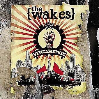 Vågner - skrev [CD] USA importerer