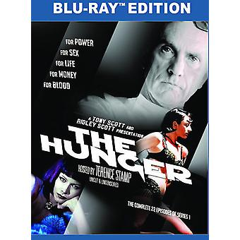Hunger: The Complete First Season [Blu-ray] USA import