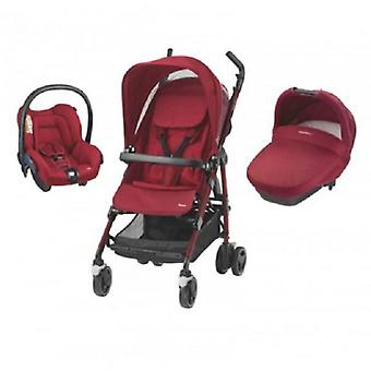 Bebe Confort Dana Pack Trio Robin Red (Home , Babies and Children , Walk , Pushchairs)