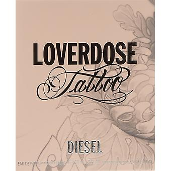 Diesel Loverdose Tattoo EDP 50ml Spray