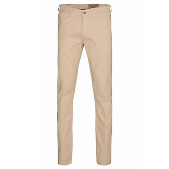 Wrangler Bostin pants men's trousers beige W17S-BM-141