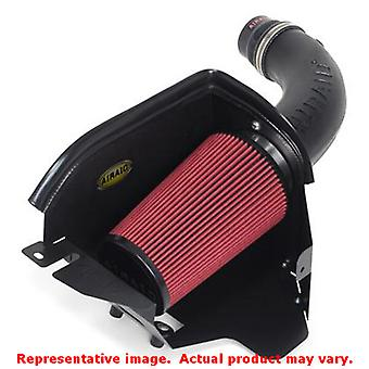 AIRAID Cold Air Dam Intake 310-208 Red Fits:JEEP 2007 - 2011 WRANGLER  2009 - 2