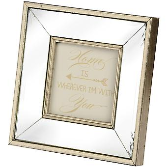 Hill Interiors Square Bordered Photo Frame