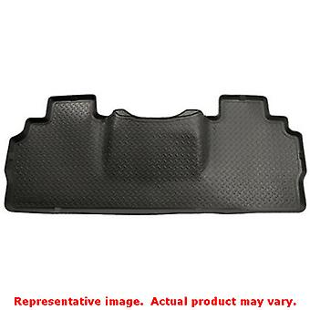 Husky Liners 60851 Black Classic Style 2nd Seat Floor L FITS:DODGE 2006 - 2008