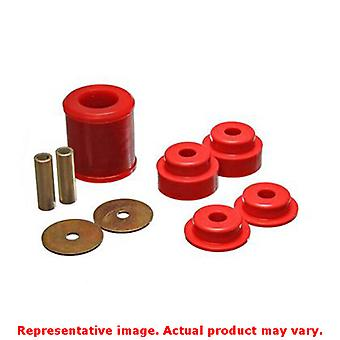 Energy Suspension Differential Carrier Bushing 7.1119R Red Rear Fits:INFINITI 2