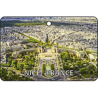 Nice - France voiture Air Freshener