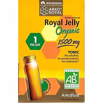 Arkopharma, Organic Royal Jelly, 10 servings