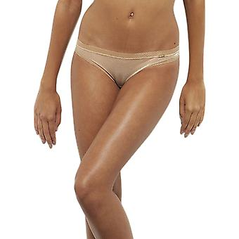 Gossard 6273- Women's Glossies Nude Sheer Knickers Panty Brief