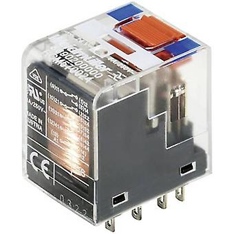 Plug-in relay 115 Vac 6 A 4 change-overs Weidmüller