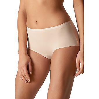 Mey 29817-703 Women's Organic Tan Solid Colour Knickers Panty Brief
