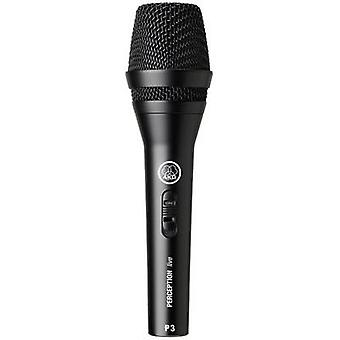 AKG Perception Live P3S Wired Dynamic Microphone