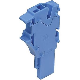 WAGO 2022-164 1 Conductor Initial Module Series 2022 0.25 - 2.5 mm² Blue 1 pc(s)
