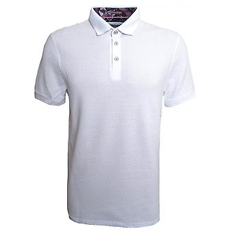 Ted blanc esquimau Polo Shirt Baker Ted Baker masculin