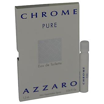 Chrome Pure Vial (Sample) By Azzaro