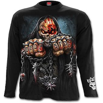 Spiral - 5FDP -  Game Over - Mens Long Sleeve T-Shirt