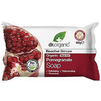 Dr. Organic Pomegranate Soap (Hygiene and health , Shower and bath gel , Hand soap)