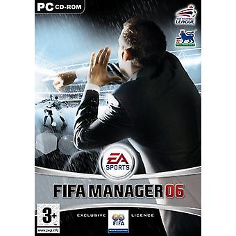 FIFA Manager 06 (PC CD)