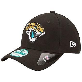 Nouvelle ère 9Forty Cap - noir de la LIGUE NFL Jacksonville Jaguars