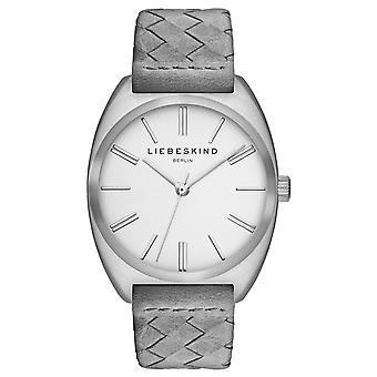 LIEBESKIND BERLIN ladies watch wristwatch leather LT-0048-LQ