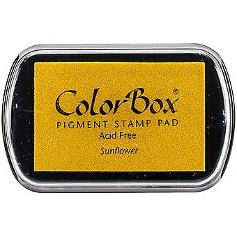 ColorBox Pigment Ink Pad-Sunflower