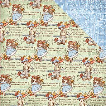 Scrapberry's Sweetheart Double-Sided Cardstock 12