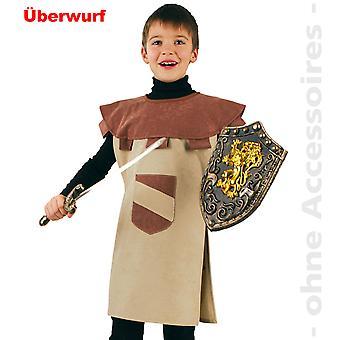 Cavaleiro cavaleiro roupão infantil traje Barbar lutador espada lutador criança