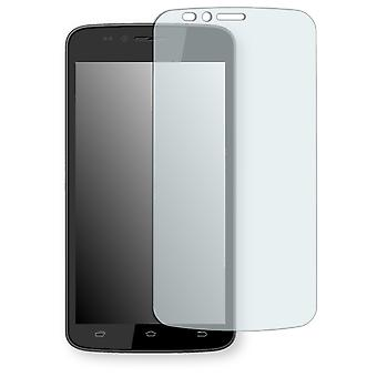 Archos 53 titanium screen protector - Golebo crystal clear protection film