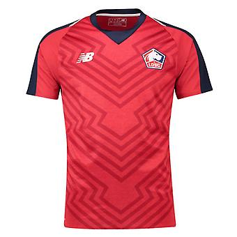 2018-2019 Lille thuis voetbalshirt