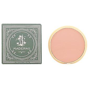 Maderas From the East Cream Powder 15 gr (Make-up , Face , Bases , Mattifying powders)