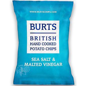 Burts Sea Salt & Vinegar Crisps
