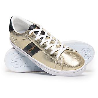 Superdry Women's Priya Sleek Low Pro Trainers