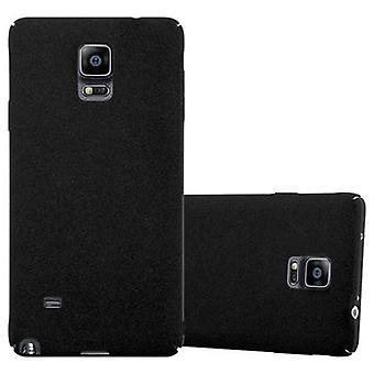 Cadorabo etui til Samsung Galaxy touch 4 - hard case telefonen dække Matt frosty design - cover af kofanger tilbage tilfælde dække