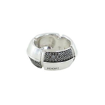 Joop kvinnors ring silver zirconia Anna JJ0946
