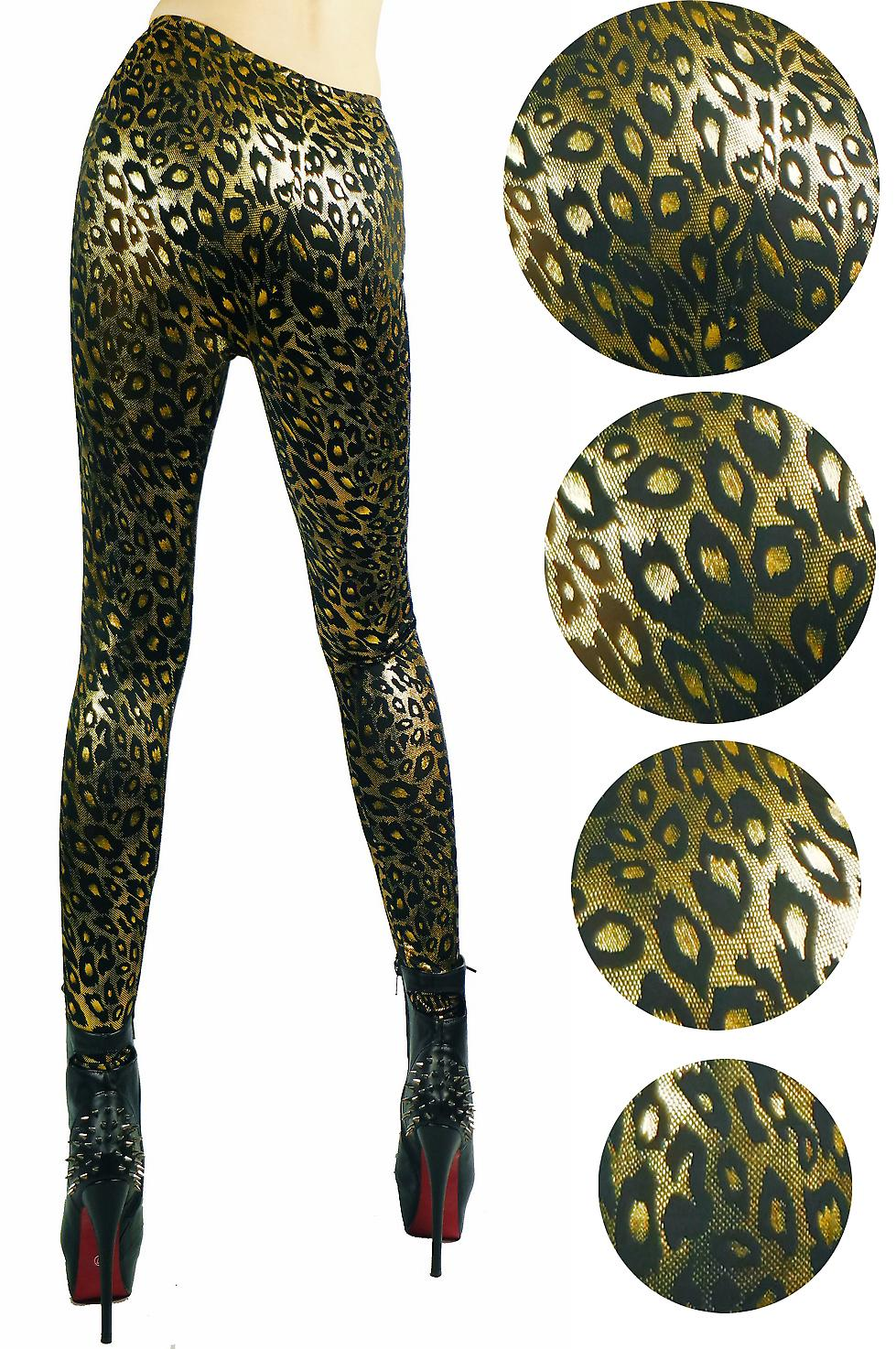 Waooh - Fashion - Leopard Legging