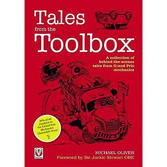 Contes de la boîte à outils par Michael Oliver - livre 9781845841997