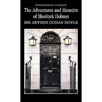The Adventures & Memoirs of Sherlock Holmes by Arthur Conan Doyle - J