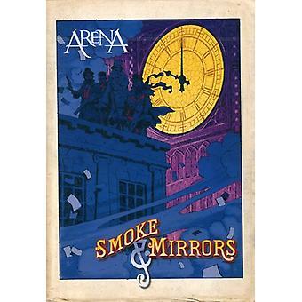 Arena - Smoke & Mirrors [DVD] USA import