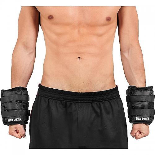 Bandes lest�es pour poignets ou chevilles 4kg(2x2)