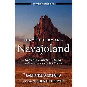 Tony Hillerman Navajoland - gömställen - tillhåll- och tillflyktsorter i Jo