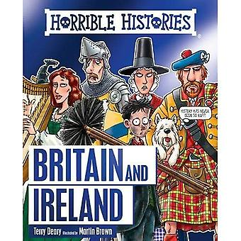 Horrible History of Britain and Ireland - Horrible Histories