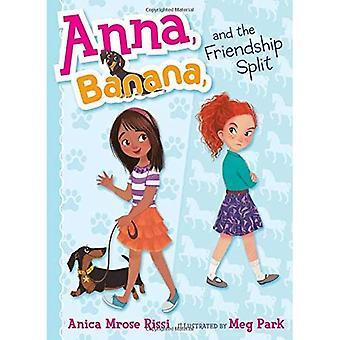 Anna och Banana Splits vänskap
